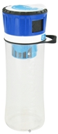 Hydros Bottle - Filtering Water Bottle with Side Fill Port Blue - 16 oz. CLEARANCE PRICED