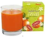 Stella Mare - Soy Candle Italian Orange - 5 oz. by Stella Mare