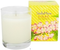 Stella Mare - Soy Candle Lilac - 5 oz., from category: Aromatherapy