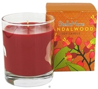 Stella Mare - Soy Candle Sandalwood - 5 oz., from category: Aromatherapy
