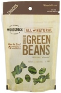 Woodstock Farms - All-Natural Dried Green Beans - 3.5 oz. by Woodstock Farms