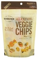 Woodstock Farms - All-Natural Veggie Chips - 4 oz. by Woodstock Farms