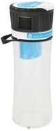Hydros Bottle - Filtering Water Bottle with Side Fill Port Charcoal - 16 oz. CLEARANCE PRICED