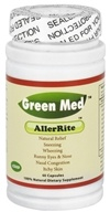 Green Med - AllerRite - 60 Capsules, from category: Herbs
