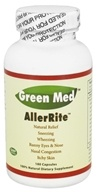 Green Med - AllerRite - 180 Capsules, from category: Herbs
