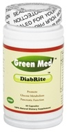Green Med - DiabRite - 60 Capsules by Green Med