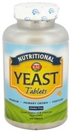 Kal - Nutritional Yeast - 250 Tablets by Kal