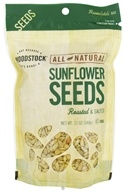 Woodstock Farms - All-Natural Sunflower Seeds Roasted & Salted - 12 oz. - $4.09