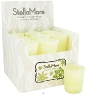 Stella Mare - Votive Candle Gardenia - 2 oz., from category: Aromatherapy