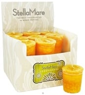 Stella Mare - Votive Candle Lemongrass - 2 oz., from category: Aromatherapy