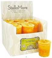Stella Mare - Votive Candle Lemongrass - 2 oz. by Stella Mare
