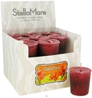 Stella Mare - Votive Candle Sandalwood - 2 oz., from category: Aromatherapy