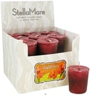 Image of Stella Mare - Votive Candle Sandalwood - 2 oz.