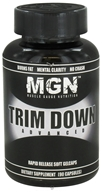 Muscle Gauge Nutrition - Trim Down Advanced - 90 Capsules