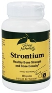 Image of EuroPharma - Terry Naturally Strontium - 60 Capsules