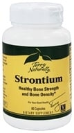EuroPharma - Terry Naturally Strontium - 60 Capsules, from category: Nutritional Supplements