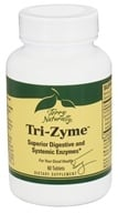 EuroPharma - Terry Naturally Tri-Zyme - 60 Tablets Formerly Maximum Strength Pancreatin CLEARANCE PRICED by EuroPharma