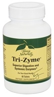 EuroPharma - Terry Naturally Tri-Zyme - 60 Tablets Formerly Maximum Strength Pancreatin CLEARANCE PRICED
