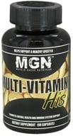 Muscle Gauge Nutrition - Multi-Vitamin His - 90 Capsules CLEARANCE PRICED by Muscle Gauge Nutrition