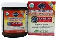 Raw Probiotics 5-Day Max Care 34 Probiotic Strains 400 Billion CFU - 2.4 oz.