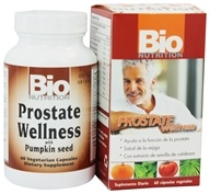 Bio Nutrition - Prostate Wellness - 60 Vegetarian Capsules by Bio Nutrition
