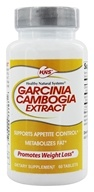 Healthy Natural Systems - Garcinia Cambogia Extract - 60 Tablets, from category: Diet & Weight Loss