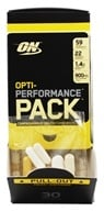 Optimum Nutrition - Opti-Performance Pack High-Potency MultiVitamins - 30 Packet(s) by Optimum Nutrition