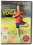 Gaiam - Rodney Yee's Core Centered Yoga DVD - $12.73