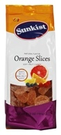 Jelly Belly - Sunkist All Natural Soft Fruit Candy Orange Slices - 6.75 oz.
