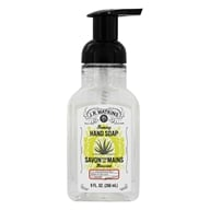 Image of JR Watkins - Natural Home Care Foaming Hand Soap Aloe & Green Tea - 9 oz.