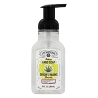 Image of JR Watkins - Natural Home Care Foaming Hand Soap Aloe & Green Tea - 9 oz. LUCKY DEAL