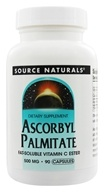 Image of Source Naturals - Ascorbyl Palmitate Fat-Soluble Vitamin C Ester 500 mg. - 90 Capsules
