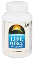 Image of Source Naturals - Life Force Multiple - 30 Tablets