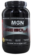 Image of Muscle Gauge Nutrition - Pure Isolate Whey Protein Chocolate - 2 lbs.