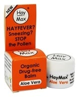 Hay Max - Pollen Barrier Balm Aloe Vera - 0.17 oz., from category: Personal Care