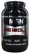 Muscle Gauge Nutrition - Pure Isolate Whey Protein Ice Cream Sandwich - 2 lbs. (798304069495)
