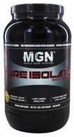 Muscle Gauge Nutrition - Pure Isolate Whey Protein Cinnamon Bun - 2 lbs.