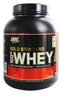 Image of Optimum Nutrition - 100% Whey Gold Standard Protein Chocolate Peanut Butter - 3.31 lbs.