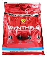 Image of BSN - Syntha-6 Sustained Release Protein Powder Vanilla Ice Cream - 10.05 lbs.