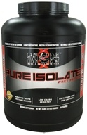 Muscle Gauge Nutrition - Pure Isolate Whey Protein Vanilla - 5 lbs. (798304050189)