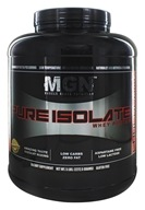 Image of Muscle Gauge Nutrition - Pure Isolate Whey Protein Chocolate - 5 lbs.