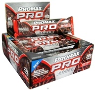 Image of Promax - Pro Series Complete Protein Bar Triple Chocolate Crisp - 3.17 oz.