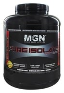 Muscle Gauge Nutrition - Pure Isolate Whey Protein Rocky Road - 5 lbs. LUCKY PRICE (798304053074)