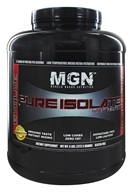 Muscle Gauge Nutrition - Pure Isolate Whey Protein Rocky Road - 5 lbs. LUCKY PRICE, from category: Sports Nutrition