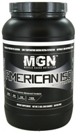 Muscle Gauge Nutrition - American Iso Whey Protein Vanilla - 2 lbs., from category: Sports Nutrition