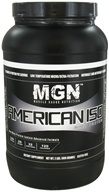 Muscle Gauge Nutrition - American Iso Whey Protein Chocolate - 2 lbs. (628586177963)