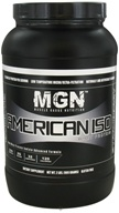 Muscle Gauge Nutrition - American Iso Whey Protein Strawberry - 2 lbs. (628586178021)