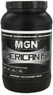 Muscle Gauge Nutrition - American Iso Whey Protein Strawberry - 2 lbs. by Muscle Gauge Nutrition