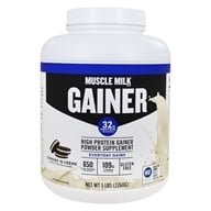 Cytosport - Muscle Milk Genuine High Protein Gainer Powder Drink Mix Cookies N' Creme - 5 lbs. (660726500040)