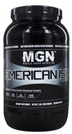 Muscle Gauge Nutrition - American Iso Whey Protein Ice Cream Sandwich - 2 lbs. (628586177994)